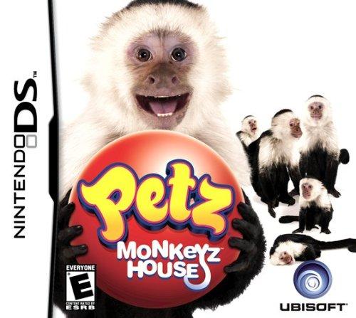 Petz Monkeyz House - Nintendo DS (House Club Games Ds)