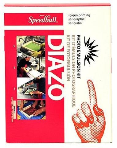 Speedball Diazo Photo Emulsion System (Photo Emulsion Kit) 1 pcs sku# 1844541MA