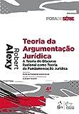 capa de Teoria da Argumentação Jurídica. A Teoria do Discurso Racional Como Teoria da Fundamentação Jurídica