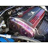 Zaklee Clear Cam Timing Gear Cover for Evo 4-8