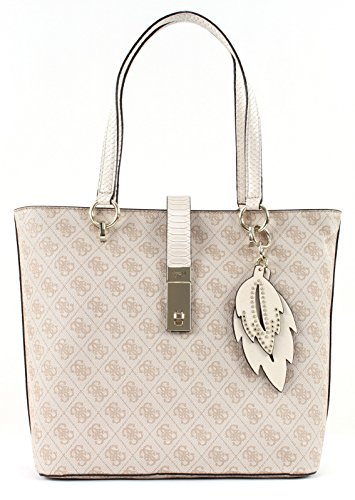 GUESS Nissana Tote Stone
