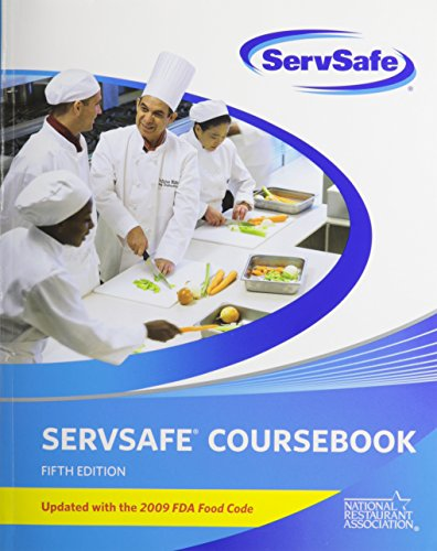 Servsafe Coursebook (5th Edition, 5th Edition)