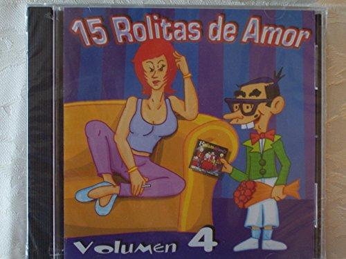 15 Rolitas De Amor Volumen 4