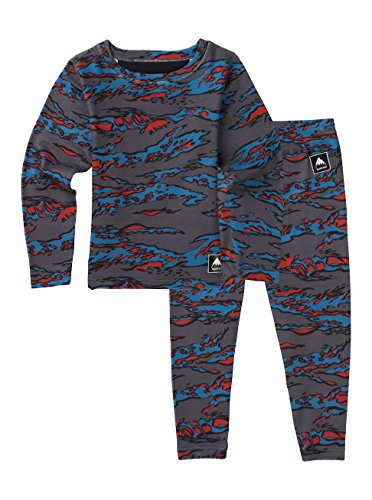 Burton Bases (Burton Kids Minishred Fleece Set, Bitters Beast Camo, 4T)