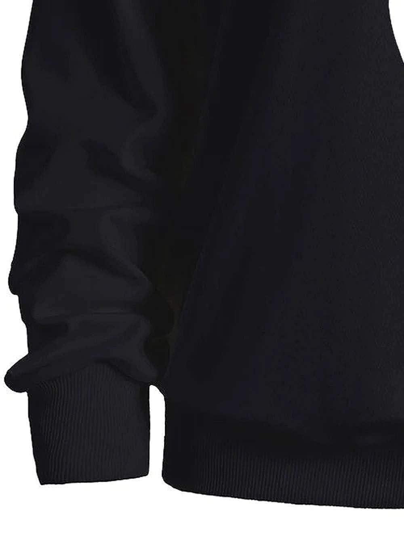 VICGREY ❤ Donna Top,Halloween Felpa Tumblr Ragazza,Fashion Design Donna Manica Lunga Felpa Stampa a Manica Lunga Tops Magliette Tumblr-Donna Moda Autunno Pullover Felpa con Cappuccio