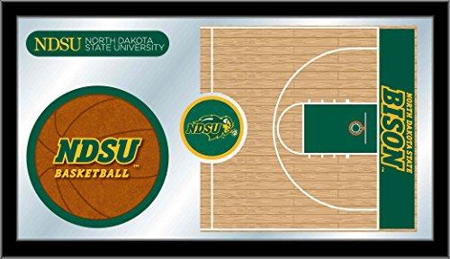 Dakota 26 Inch Bar Stool - Holland Bar Stool Co. North Dakota State Basketball Mirror