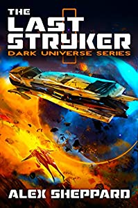 The Last Stryker by Alex Sheppard ebook deal