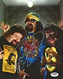 Mick Foley Signed WWE 8x10 Photo COA Cactus Jack Dude Love Picture Auto - PSA/DNA Certified - Autographed Wrestling Photos