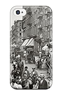 Awesome Case Cover/iphone 4/4s Defender Case Cover(little Italy)