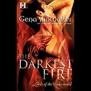 The Darkest Fire Audiobook