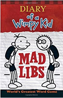 The wimpy kid movie diary the next chapter the making of the diary of a wimpy kid mad libs solutioingenieria Image collections