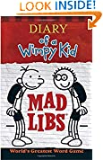 #3: Diary of a Wimpy Kid Mad Libs