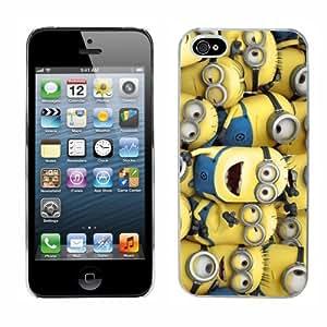 Moi moche et m¨¦chant Despicable Me Minions Film cas adapte iphone 5 couverture coque rigide de protection (1) case pour la apple i phone