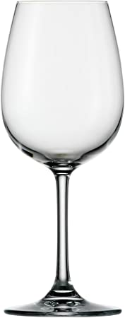 Copas para vino blanco de la gama Weinland de Stölzle Lausitz, de 350 ml, juego de 6, aptas para lavavajillas