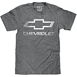 Chevrolet Logo T-Shirt | Soft Touch Fabric-X-Large