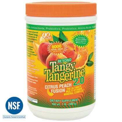 (Beyond Tangy Tangerine 2.0(1 lb))
