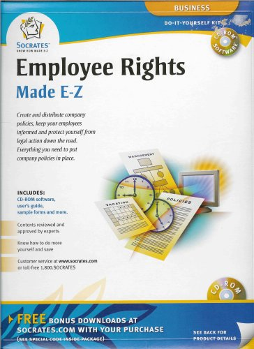 Employee Rights Made E-Z (CD-ROM and User Manual)