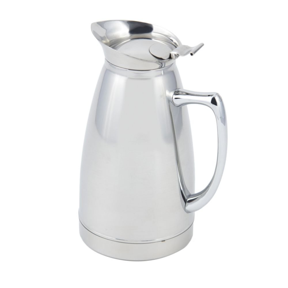Bon Chef 4051 Stainless Steel Insulated Server, 20-Ounce Capacity