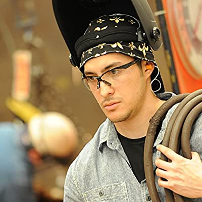 Jackson Safety Replacement Sweatbands 48 Bands // Case Black Jackson Welding Helmet Parts 32187