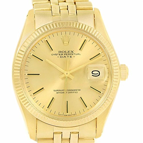 Rolex Vintage Collection automatic-self-wind mens Watch 1503 (Certified Pre-owned)