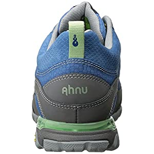 Ahnu Women's Sugarpine Waterproof Hiking Shoe, Bluestar, 10 M US