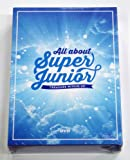 SUPER JUNIOR - All about Super Junior TREASURE WITHIN US DVD [6 Discs + Card + Folded Poster] + Extra Gift Photocards Set