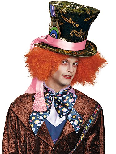 Disguise Mad Hatter Prestige Adult Hat -
