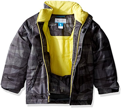 Blue Boy bright Waterproof Pizzo Buffalo Jacket 'twist Plaid Hyper Columbia Black cFBqdRXX