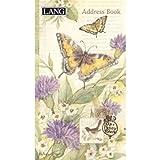 """Lang """"MORNING HAS BROKEN"""" Pocket Address Book, Artist Susan Winget, Office Central"""