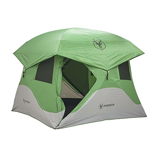 Gazelle 30400 T4 Pop-Up Portable Camping Hub Tent, for sale  Delivered anywhere in USA