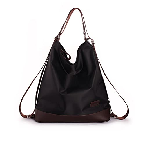 d8e2da6ea0fd Amazon.com  Goodbag Boutique Women Convertible Nylon Tote Backpack Girl  Satchel Purse Shoulder Bag Handbag  Shoes