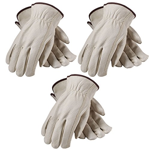 3 Pack PIP® Industry Grade Top Grain Pi - Pigskin Utility Gloves Shopping Results