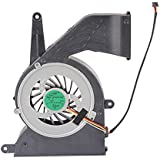 Eathtek Replacement CPU Cooling Fan For HP OMNI 120 120-1132 120-1134 120-1135 120-1136 series, Compatible with part numbers 47WJ7FA0000 658909-001 AB1305HX-PDB AB13005UX18DB00 0QK3B