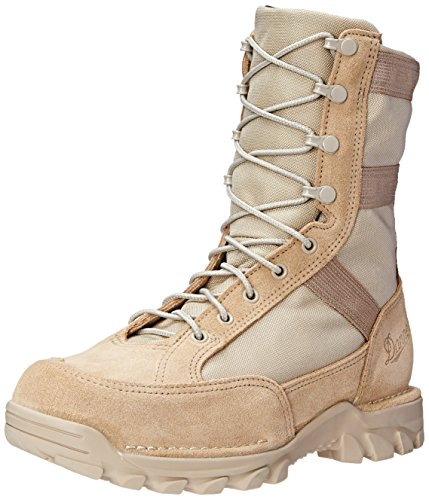 400g Military Boots - Danner Men's Rivot TFX 8 Inch 400G Military Boot, Tan, 7 D US