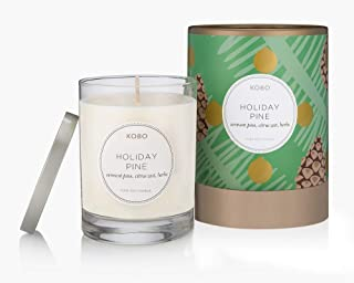 product image for KOBO Holiday Pine Candle