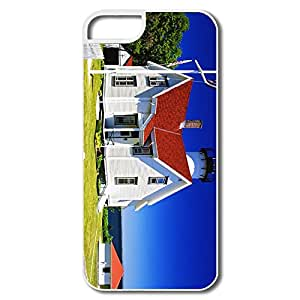 Custom Design IPhone 5 5s Case West Chop Lighthouse - Lovely IPhone Case 5s