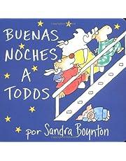 SPA-BUENAS NOCHES A TODOS (GOI (Boynton Board Books)