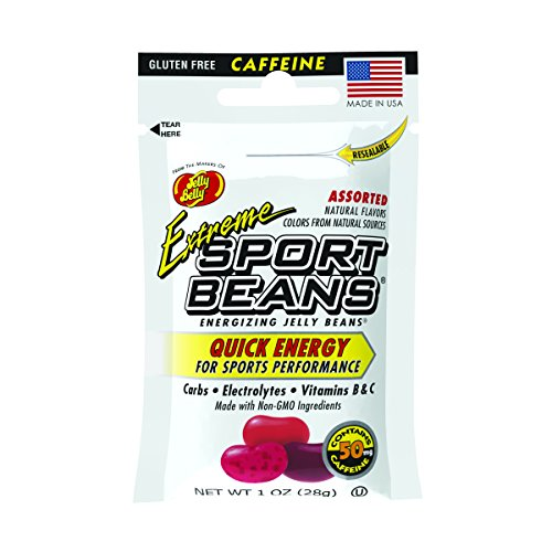 Jelly Belly Extreme Sport Beans, Caffeinated Jelly Beans, As