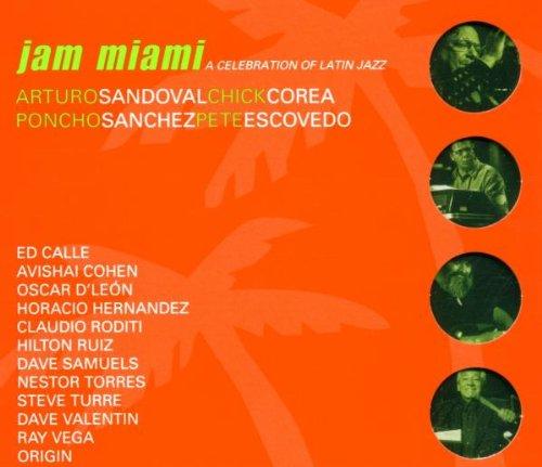 Jam Miami - A Celebration Of Latin Jazz by Concord Records