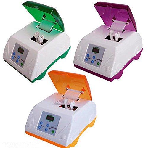 (SoHome Lab Equipment Amalgamator Amalgam Capsule Mixing Machine Motor Mixer HL-AH(G8))
