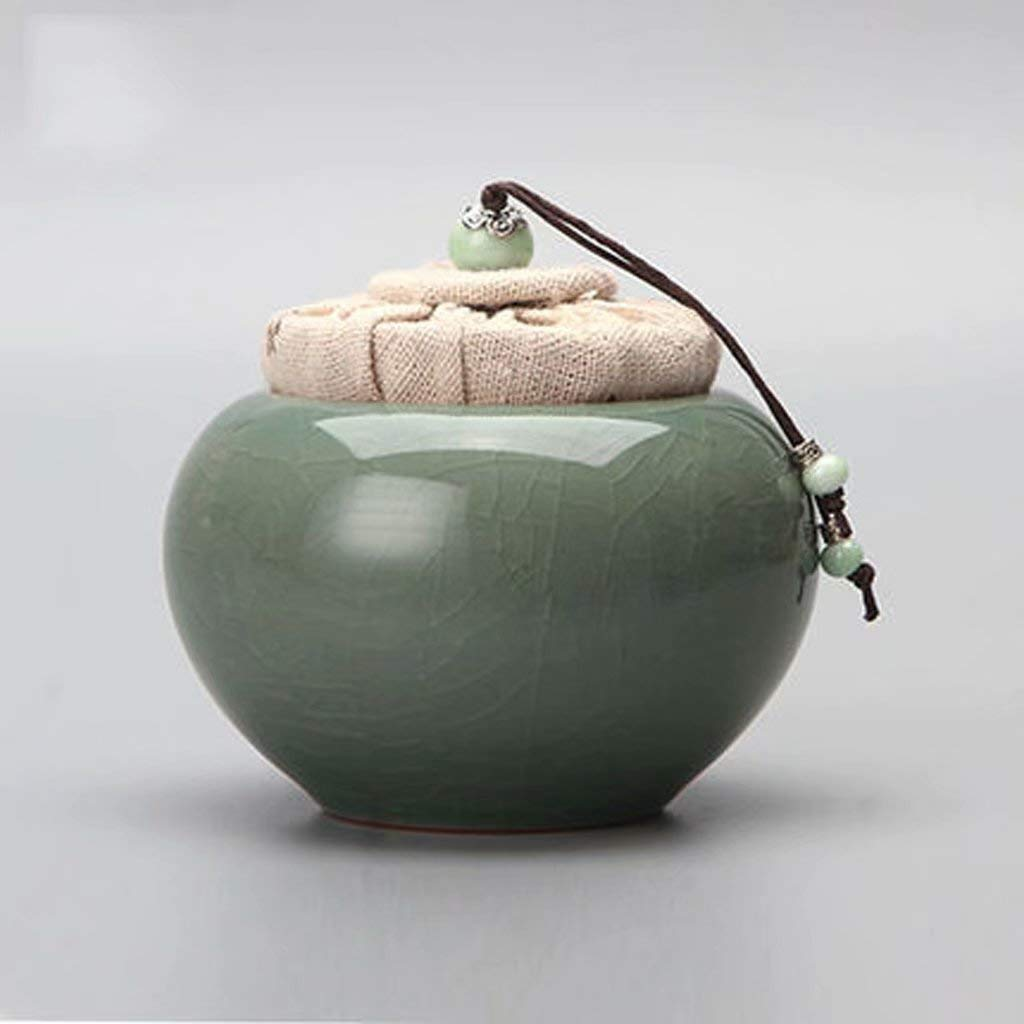 A Cherished Urns Keepsake bluee Engraved Going Home Adult Cremation Urn