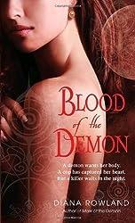 Blood of the Demon (Kara Gillian, Book 2) by Rowland, Diana ( 2010 )