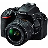 Nikon D5500 24.2 MP DSLR Camera With 3.2-Inch LCD 18-55 mm VR DX Lens (Black)(Certified Refurbished) Reviews