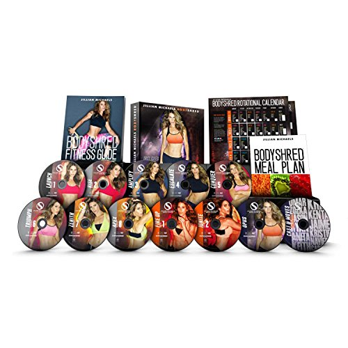 Gaiam 05 61577 Jillian Michaels BODYSHRED