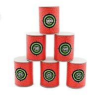 Ghazzi Pack of 6pcs EVA Soft Bullet Target Dart for NERF N-Strike Elite Series Blasters Kids Toy