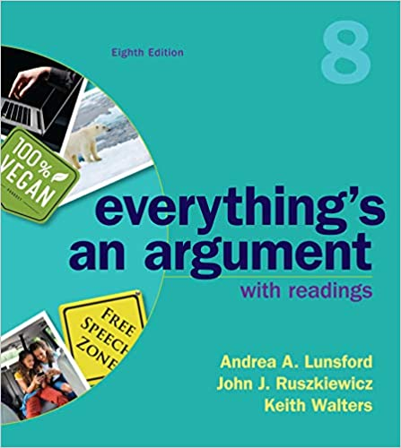 Everything S An Argument With Readings Kindle Edition By