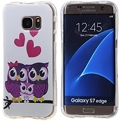 Galaxy S7 Edge Cover DWaybox Slim Fit and Snugly Soft TPU Gel Shock-Absorption Bumper Case Cover for Samsung Galaxy Sales