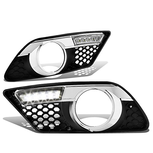 Used, For Mercedes-Benz W204 C-Class Pair of Front Bumper for sale  Delivered anywhere in USA