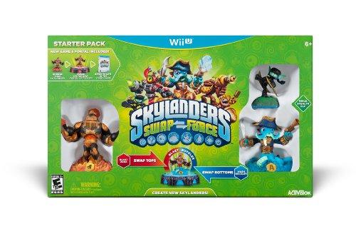 Skylanders SWAP Force Starter Pack (Nintendo Wii U)