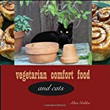 img - for Vegetarian Comfort Food and Cats book / textbook / text book